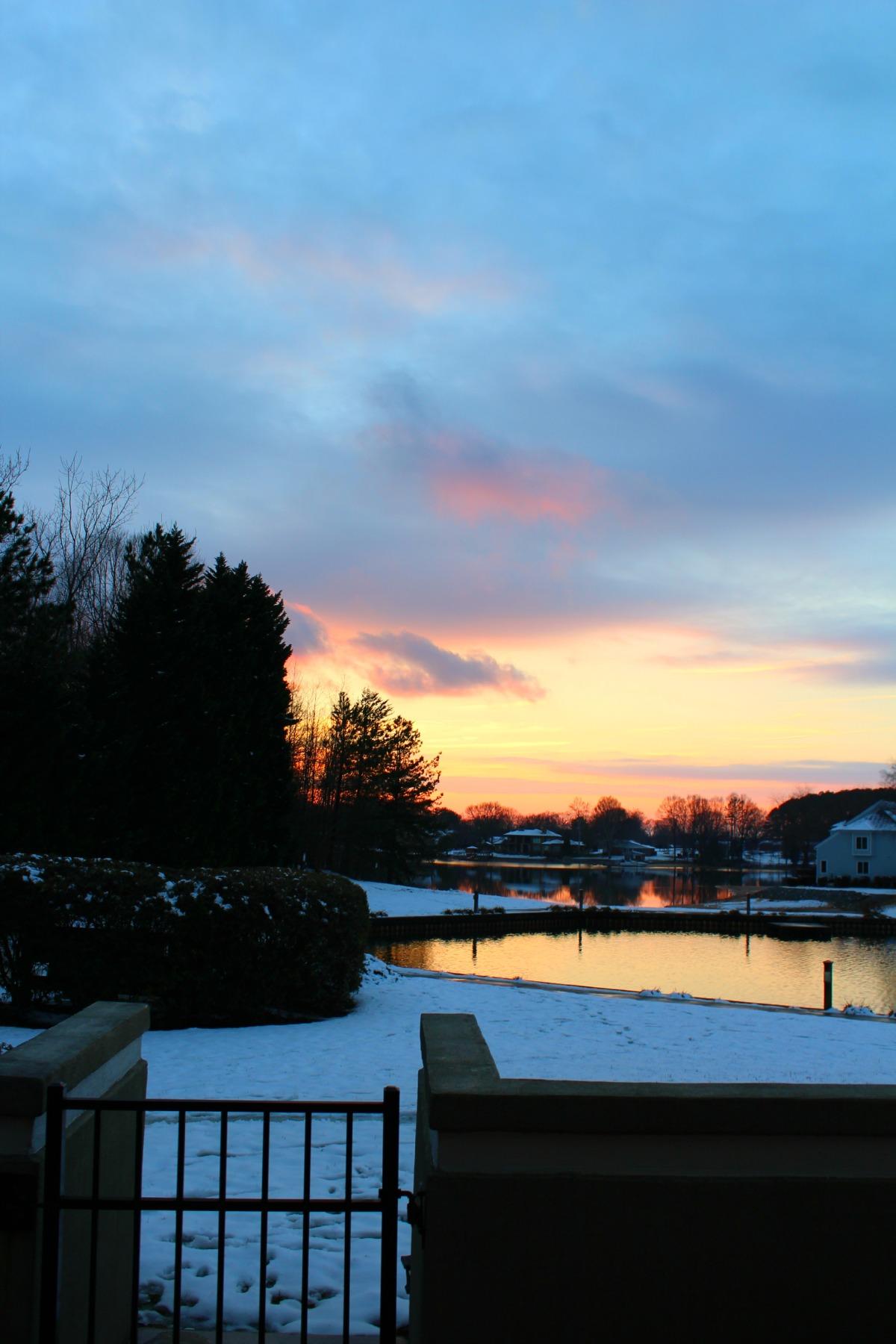 snow day - Joanna 97564566546